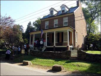 Waterford Homes Tour - The William Williams House<br>