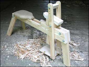 Woodworking Plans Simple Shave Horse Plans Pdf Plans